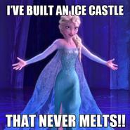 Elsa meme