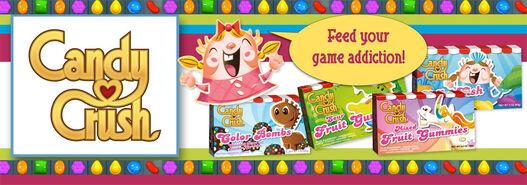 CandyCrush CategoryHeader