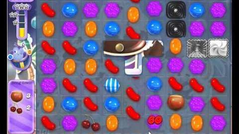 Candy Crush Saga Dreamworld Level 124 (Traumwelt)