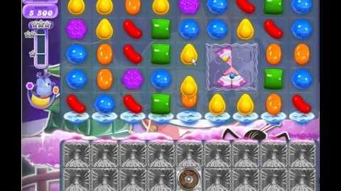 Candy Crush Saga Dreamworld Level 380 (3 star, No boosters)