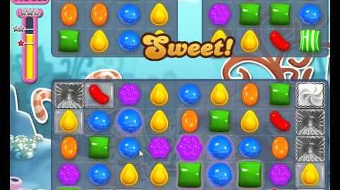 Candy Crush Saga Level 307