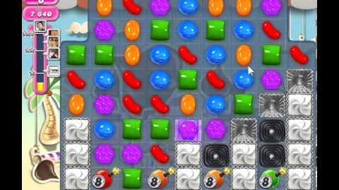 Candy Crush Saga Level 114 - 3 Star - no boosters
