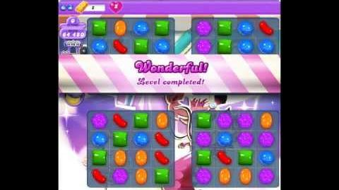Candy Crush Saga Dreamworld Level 33