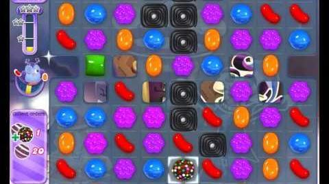Candy Crush Saga Dreamworld Level 224 (Traumwelt)