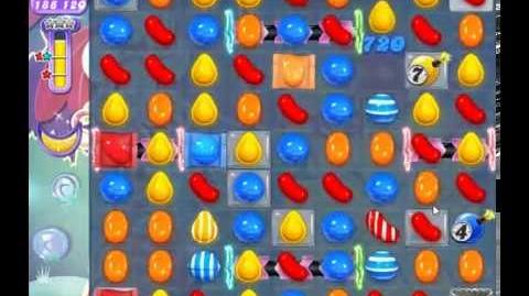 Candy Crush Saga Dreamworld Level 625 (Traumwelt)