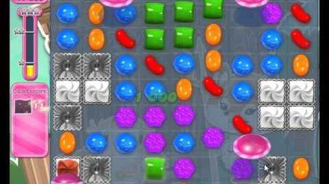 video candy crush saga level 1420 no booster | candy
