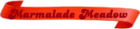 Marmalade-Meadow