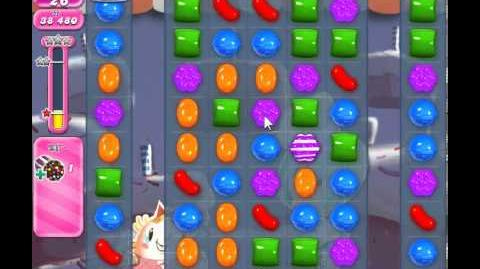 Candy Crush Saga Level 362 - 2 Star - no boosters