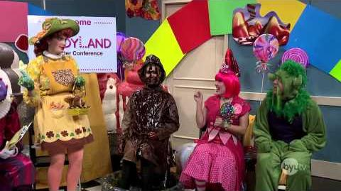 Studio C - Candy Land Character Conference