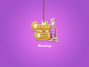 Candy Crush Soda Saga Logo Loading