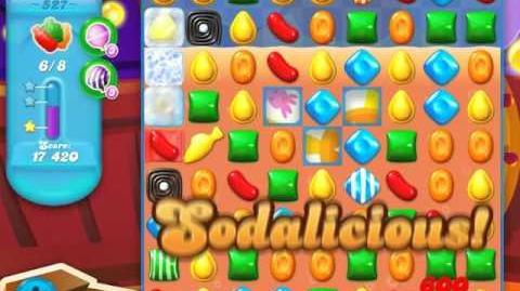 Candy crush soda level 527