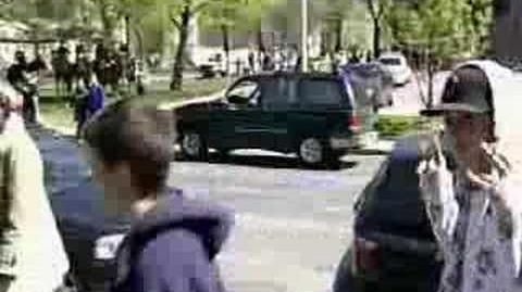 Marijuana March Toronto 2007 CITY News Report