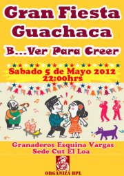 Calama 2012 GMM Chile 2