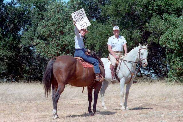 File:Just Say No. Nancy and Ronald Reagan.jpg