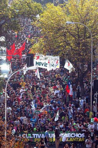 Santiago Chile 2012 GMM