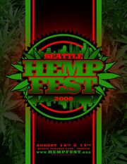 Seattle 2008 Hempfest