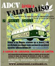 Valparaiso 2011 GMM Chile