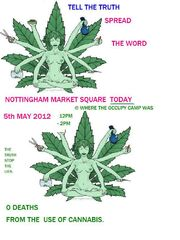 Nottingham 2012 GMM England