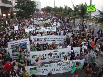 Rio de Janeiro, Brazil 2012 GMM 2