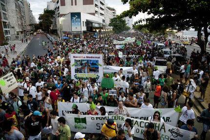Rio de Janeiro, Brazil 2012 GMM