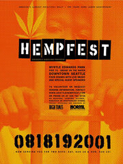 Seattle 2001 Hempfest