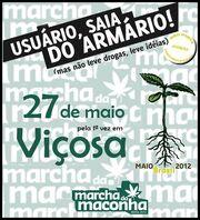Vicosa, Minas Gerais 2012 GMM May 27 Brazil 2