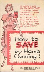 How to save by canning