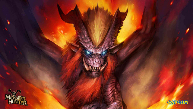 File:MH Teostra Wallpaper.png