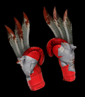 DR2 Knife Gloves
