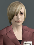 Alyssa Ashcroft Face