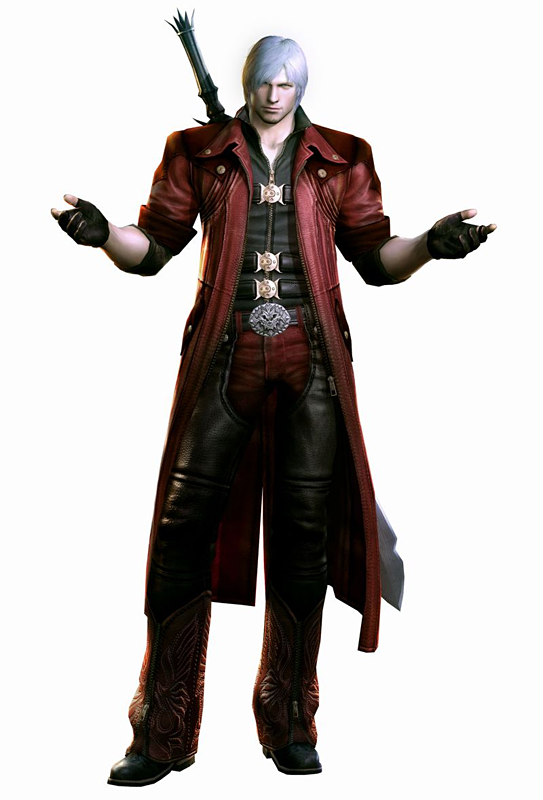 Dante  Capcom Database FANDOM Powered By Wikia