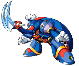 MMX3 Gravity Beetle