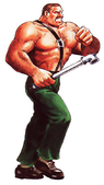 Final Fight Haggar
