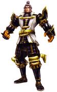 SB2H Hideyoshi Alt Costume 2