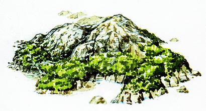 Rockfort Island Concept