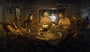 A Nice Family Dinner