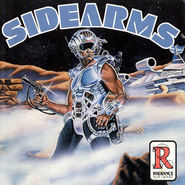 Side Arms TurboGrafx
