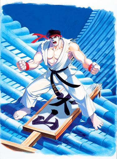 File:SFII Ryu Art.png