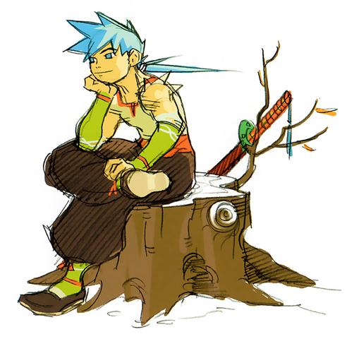 File:BofFIV Ryu Sitting.png