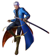 Project X Zone 2 Vergil