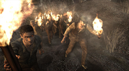 RE4 Villagers Screenshot