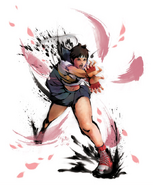 SFIV Sakura Alt