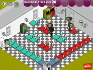 Zombie Cafe Capcom screen shot 01