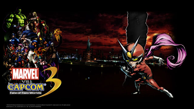 File:Marvel Vs Capcom 3 wallpaper - Viewtiful Joe.jpg