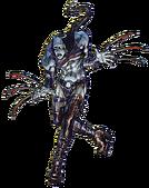 Revenger Balrog - Cannon Spike Vega