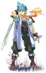 BoFIII Ryu PSP