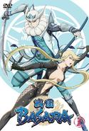 BASARA Anime Vol 4