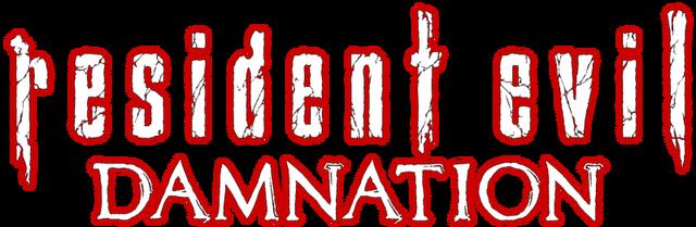 File:RE Damnation Logo.png