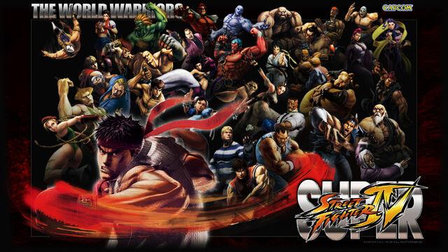 File:Super Street Fighter IV - World Warriors wallpaper.jpg