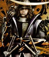 SB4 Masamune Promo